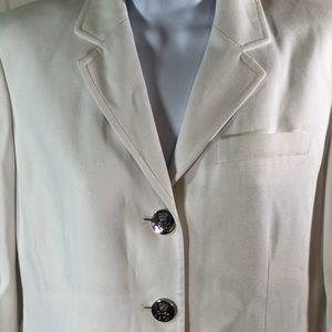 Lauren Ralph Lauren Jackets & Coats - Ralph Lauren   White Blazer 4